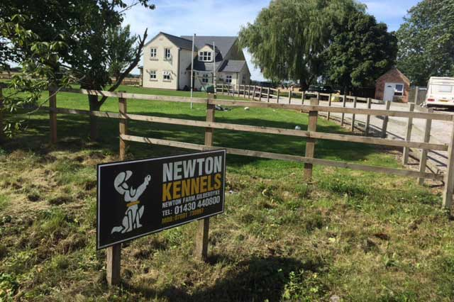 Welcome to Newton Kennels